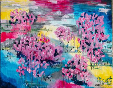 Sydney Roper, 'Cherry Blossoms', 2019