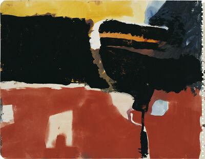 Richard Diebenkorn, 'Untitled #9', ca. 1950