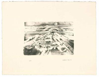 Lee Bontecou, 'Twelfth Stone', 1966-70