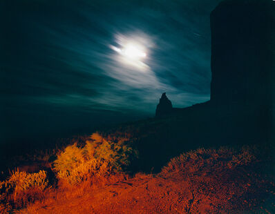 Karen Halverson, 'Shiprock, New Mexico', 1987