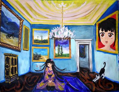 Fátima Pecci Carou, 'Animé y cabecita negra', 2019