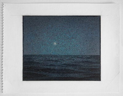 Adam Straus, 'Grey Dawn: Pixelated Version', 2011