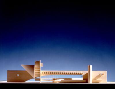 Hariri & Hariri Architecture, 'DMZ- North & South Korea', 1988