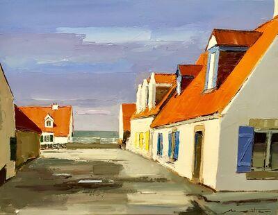 Gerard Mortier, 'La Rue Jeanne d'arc '