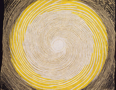 Juan Downey, 'Meditation Drawing 21', 1976-77