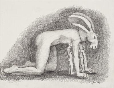 Sophie Ryder, 'Feeding', 2007