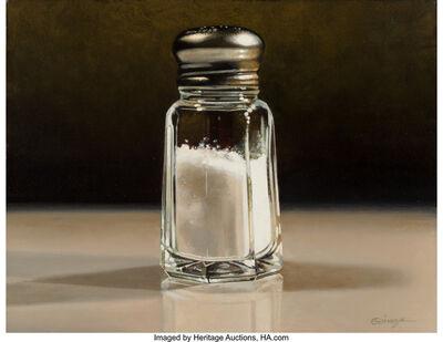 Ralph Goings, 'Salt Shaker', 2001