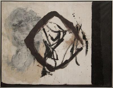 Robert Motherwell, 'A View No.1', 1958