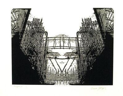 LEONARDO GOTLEYB, 'Metropolis V', 2001