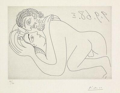 Pablo Picasso, 'Couple d'amoureux (347 Series, B.1800)', 1968