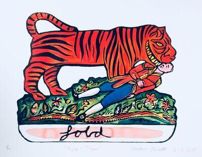 Andrew Mockett, 'Tipu's Tiger', 2018