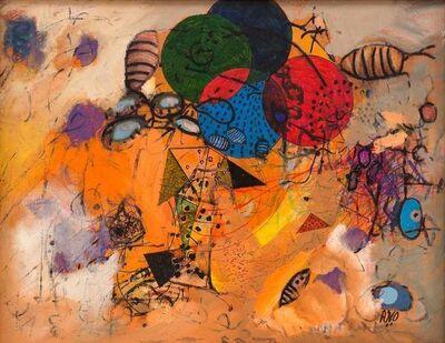 Roger van Ouytsel, 'Composition', 2016