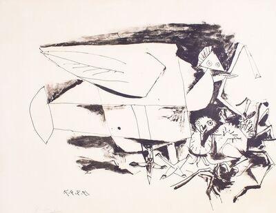 Pablo Picasso, 'Les Pigeon et Ses Petits', 1947