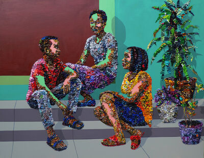 Marcellina Akpojotor, 'Like Other Days', 2019