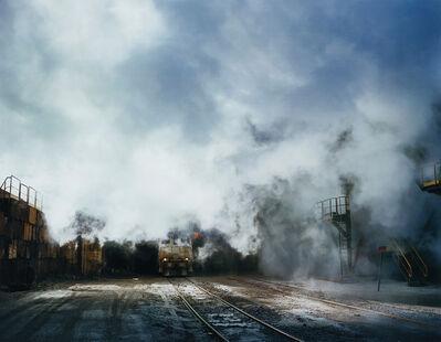 Naoya Hatakeyama, 'Atmos #07303', 2003