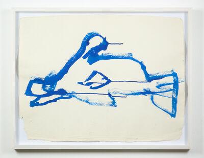 Joan Jonas, 'Fish Drawing', 2013