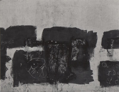 Aaron Siskind, 'Lima 4 (Homage to F.K.)', 1975