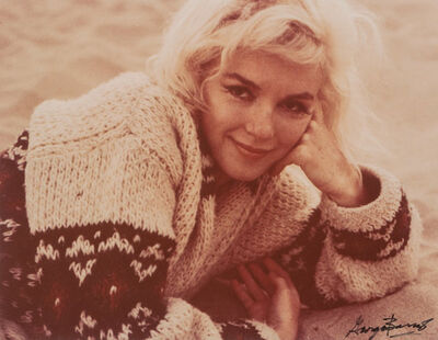 George Barris, 'Marilyn Monroe from The Last Shot', 1967