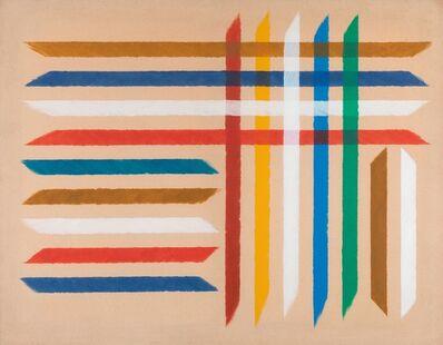 Piero Dorazio, 'Esquisse de Conversion', 1965