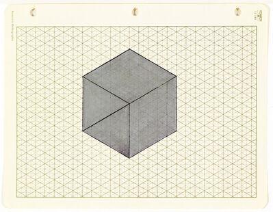 Fred Sandback, 'Untitled', 1970
