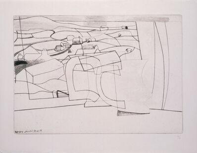 Ben Nicholson, 'Trendrine', 1948