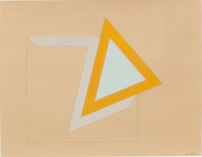 Frank Stella, 'Untitled', 1970