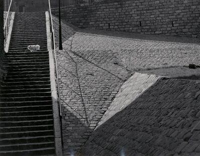 Brassaï, 'Escaliers de Montmartre, Paris', 1932