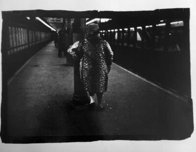 Ming Smith, 'Rememberin' Billie (for Billie Holiday), New York City, NY', 1977