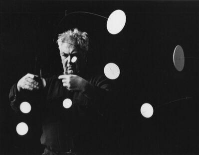 Gordon Parks, 'Alexander Calder, Roxbury, Connecticut', 1952