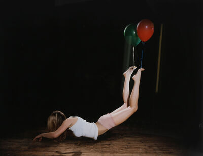 Sam Taylor-Johnson, 'Escape Artist (Green & Red)', 2010