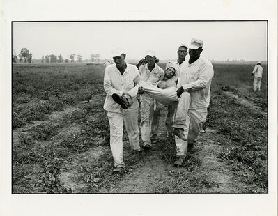 Danny Lyon, 'Texas Prisoners', 1972-printed later