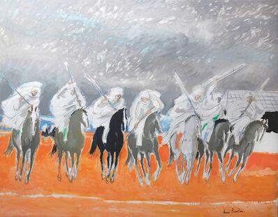 Andre Brasilier, 'La grande fantasia', 2015