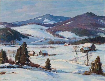 Aldro Thompson Hibbard, 'Mount Mansfield, Vermont', 20th Century
