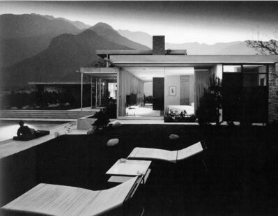 Julius Shulman, 'Kaufmann House, Palm Spings', 1947