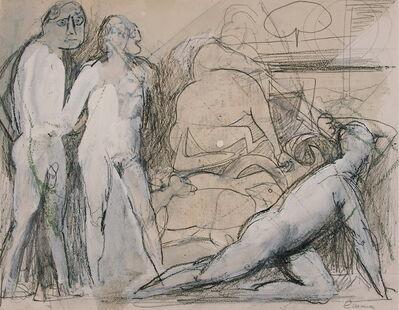 Nicolas Carone, 'Untitled', 1971