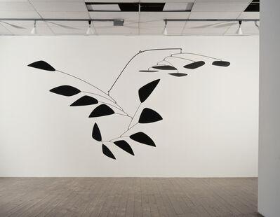 Alexander Calder, 'The Y', 1960