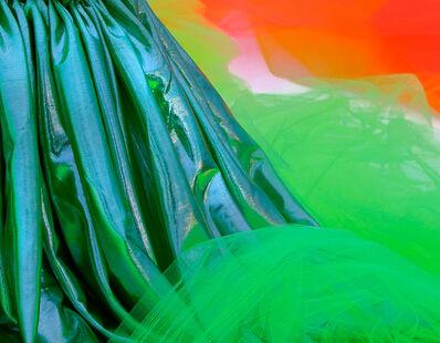 Andrea Juan, 'Extreme Green', 2016
