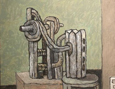 David Elliott, 'Radiator'