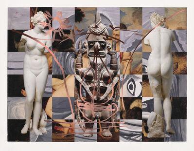 Jeff Koons, 'Antiquity (Uli)', 2019