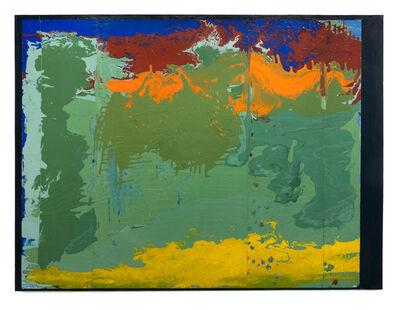 Joe Overstreet, 'Untitled (Bowery)', 1978