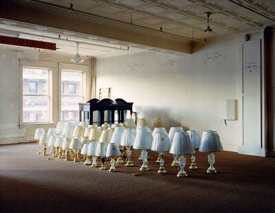 Mitch Epstein, 'Warehouse from the series Family Business', 2000