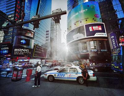 Jerry Spagnoli, 'Times Square, NY', 2008