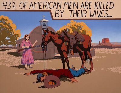 Billy Schenck, '43% of American Men '