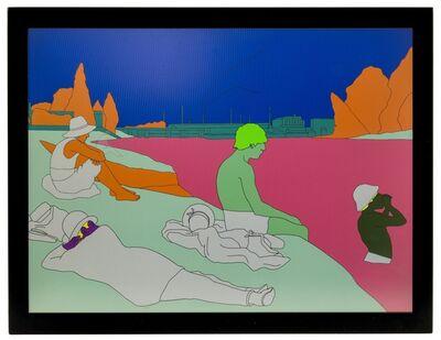 Michael Craig-Martin, 'Deconstructing Seurat', 2005