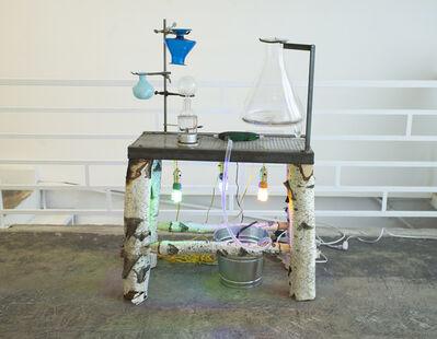 Elias Hansen, 'Until I held it in my hands', 2012