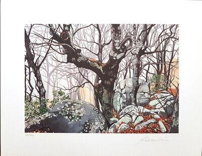 Rolandi (Maurizio Coccia), 'In The Forest', Late 20th century