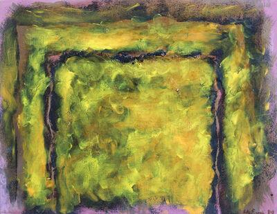 Jean McEwen, 'Paysage inachevé 38', 1989