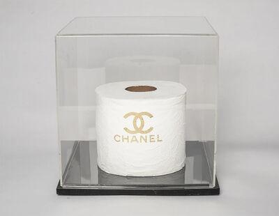Plastic Jesus, 'Chanel Toilet Paper !', 2020