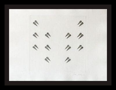 Tess Jaray RA, 'Encounter Suite Mistral', 1979