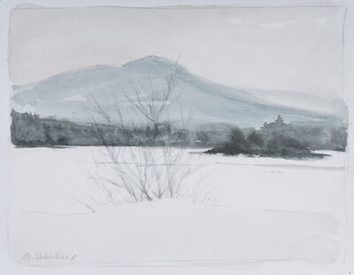 Marguerite Robichaux, 'Winter at Points Beyond'